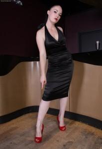Mistress-footworship